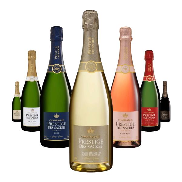 RÊVE DE ROY - Vins de Champagne d'Exception