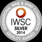 IWSC 2014 Silver