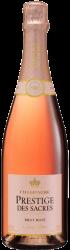 Champagne Prestige des Sacres Brut Rosé