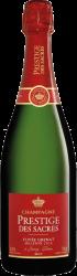 Champagne Prestige des Sacres Cuvée Grenat Millésime 2012