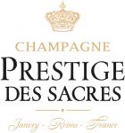 Logo Champagne Prestige des Sacres