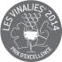 Vinalies 2014 Prix d'Excellence